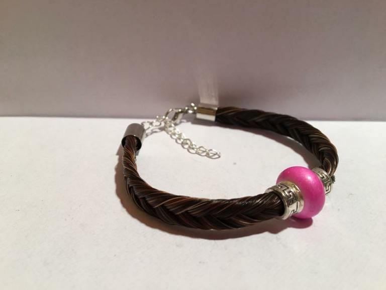 Bracelet connecteur perle pandora