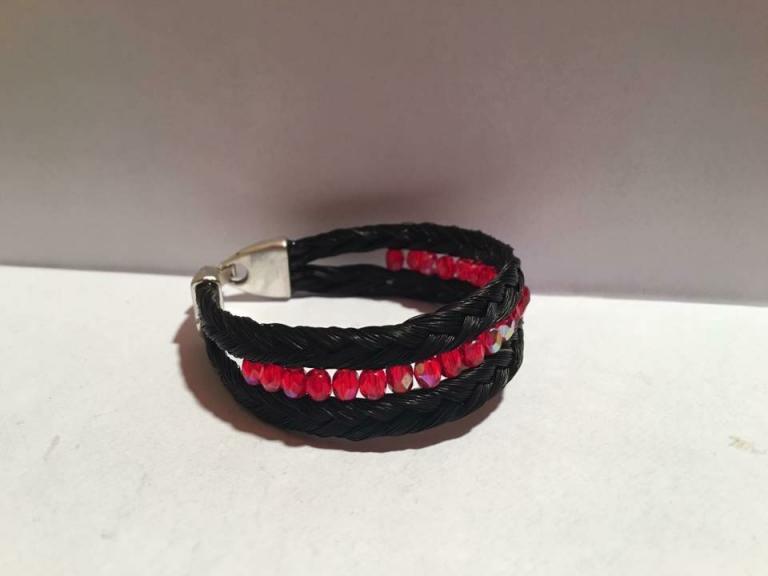 Bracelet perle swaroski