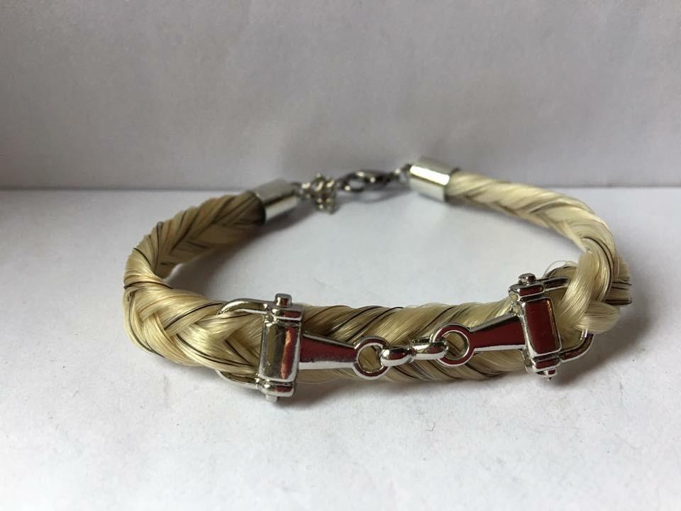Bracelet connecteur mors verdun