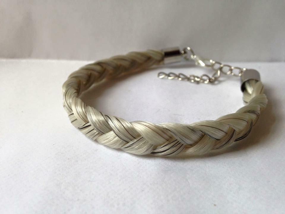 Bracelet tressage normal